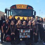 Lady Tigers Basketball Team heads to Hillboro High School for around 1 Playoffs