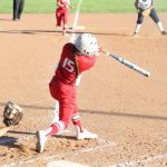 Holman perfect again, Edwards ties single-season homer mark as Belton routs Cove 11-0