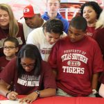 Brey York signs with Texas Southern University