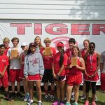 F/JV Tennis District Tournament Results