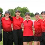 Lady Tiger Golf Places 6th in Regional Golf Tournament