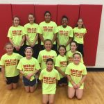 2016 Lady Tiger Basketball Camp