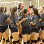Belton Volleyball Completes 2nd Scrimmage