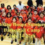 Belton Hoops Summer Basketball Camp