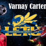 Varney Carter signs with LeTourneau University