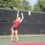 JV Tiger Tennis VS. Midway Results