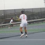 Tiger Tennis VS Ellison Results