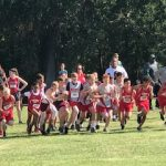 Cameron CC Meet- NBMS Boys