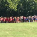 Cameron CC Meet- NBMS Girls
