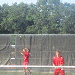 JV Tiger Tennis VS Ellison Itinerary