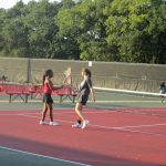 JV Tennis Vs. Shoemaker Results