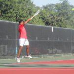 Tiger Tennis Vs. Copperas Cove
