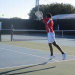 Tiger Tennis Bi-District Round Itinerary