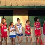 NBMS Cross Country Results- District Meet
