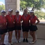 JULIA GARCIA/ALEXIS JONES LEAD LADY TIGERS AT BADGER FALL CLASSIC