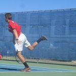 Tiger Tennis Vs. Irving MacArthur