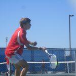 Tiger Tennis Bi-District Champs