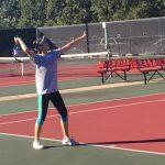 SBMS Tennis Trounces Temple