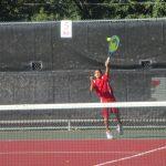 JV Tennis Vs. Georgetown Results