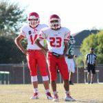 Freshman White and Red vs Ellison 11-1-17
