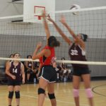 NBMS vs. Lamar-7th grade Volleyball Results