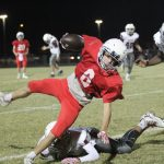 Lamar halts furious comeback to hand NBMS 8A first loss, 38-30