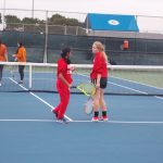 JV Tennis Killeen Tournament Itinerary