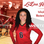 Le'Dea Harris signs with Western Texas College