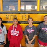 Tiger Tennis at Killeen Freshman Tournament Results
