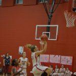 NBMS vs. SBMS Girls' Basketball Results