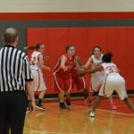 Lady Tiger Basketball NBMS vs. LBMS results