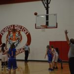 Lady Tiger Basketball NBMS vs. Midway- 8th grade