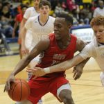 A step closer: Griffin goes for 30 as Belton holds off Cove 81-73