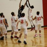 Lake Belton 8th grade results in District Tournament