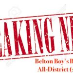 Belton Basketball Has Two Named to 1st Team All-District