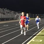 LBMS Boys Track Results for Bastrop Meet