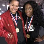 Lady Tiger Lifters Finish Fourth at Regionals, Qualify Seven for State