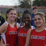 NBMS Results from South Belton Track Meet- Girls