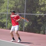 Tiger Tennis Varsity District Itinerary