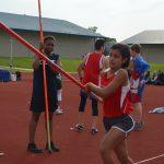 Centex District Track Meet Results- NBMS Girls