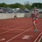 Centex District Track Meet- Day 1- NBMS boys