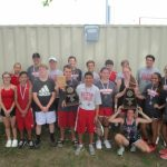 F/JV Tiger Tennis District Tournament Results