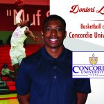Dontori Lott signs with Concordia