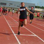6th grade Pre Athletic Track Meet- NBMS girls