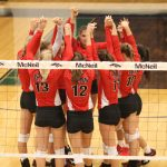 Belton goes winless in tough second day pool at Westwood VB Showcase