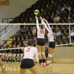 Breaking down the gate: Belton Volleyball sweeps Gatesville on all three levels