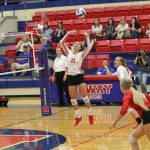 A sign of the times: Despite opening loss, elevated competition helps Belton Volleyball program to early success against Midway