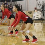 A rough time of it: Lady Tigers winless in two days at Volleypalooza