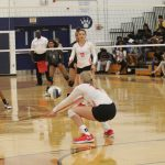 Lady Tigers Volleyball goes 7-for-7 against Waco in long-awaited home openers