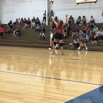 North's 7th VB battled hard in Robinson